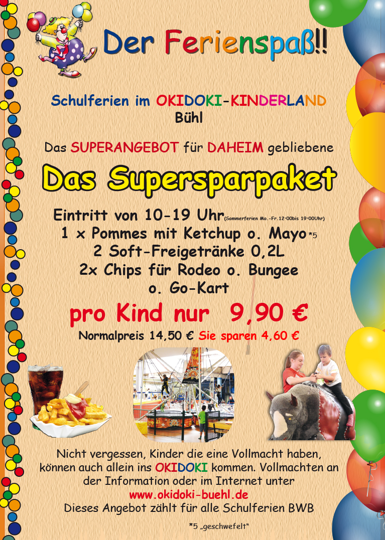 supersparangebot neu
